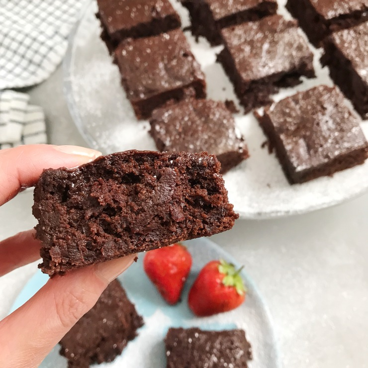 AK beetroot brownies
